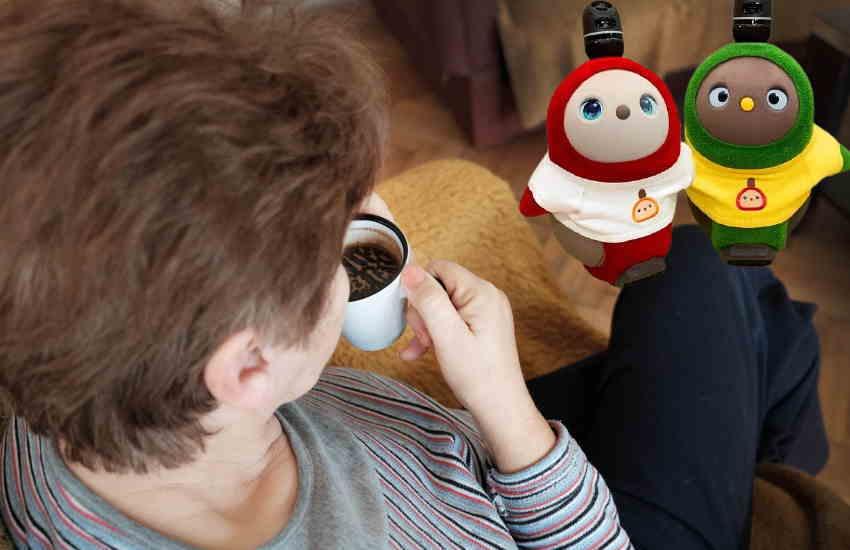 ラボット 高齢者 見守り